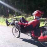 ...pedalieren bei schönem Wetter